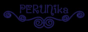 Perunika Janusha - ročno izdelan nakit